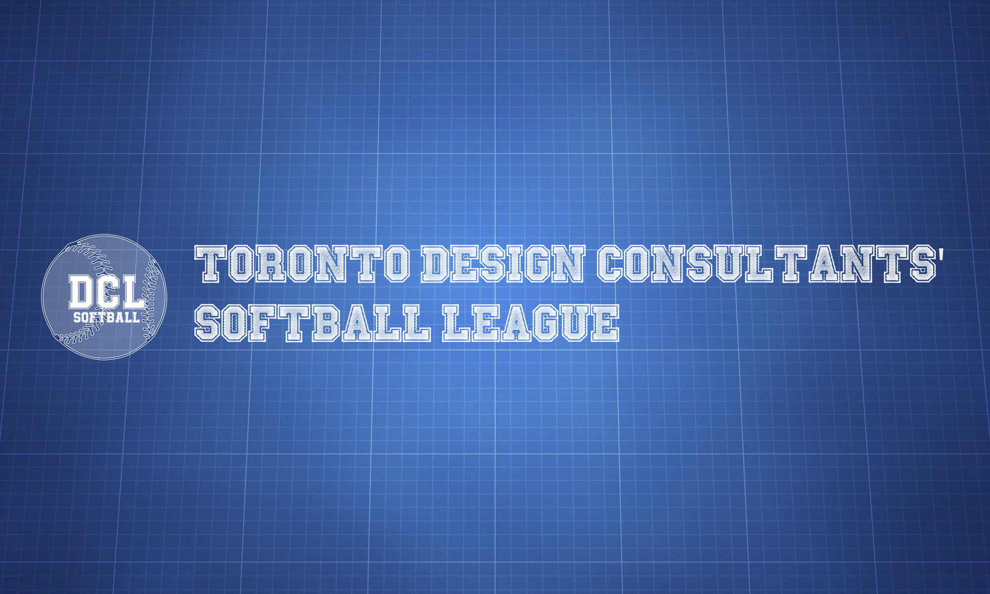 TORONTO DESIGN CONSULTANTS' SOFTBALL LEAGUE